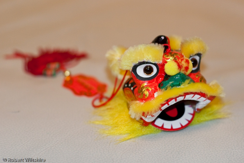 365 - Day 62 - Chinese Dragon