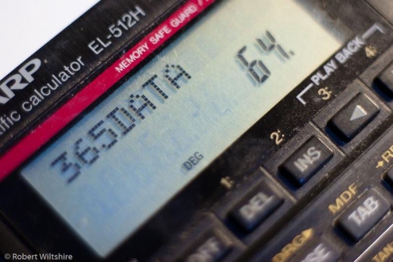 365 - Day 64 - Calculator
