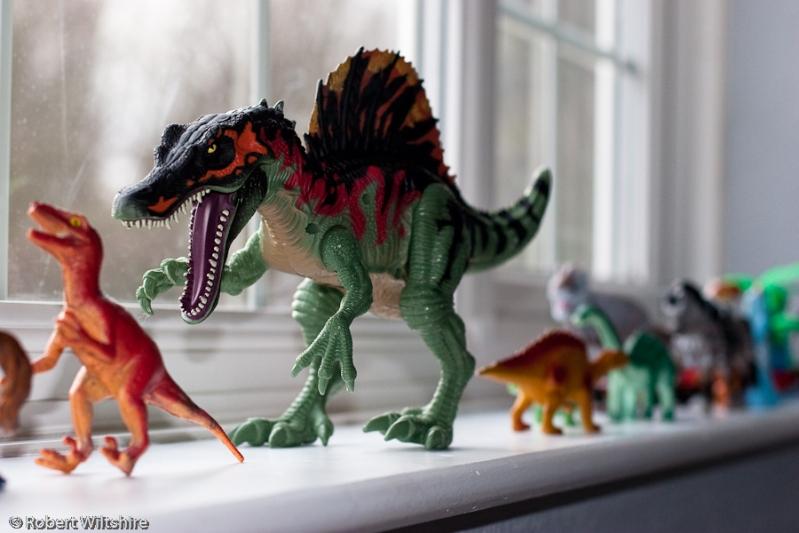 365 - Day 87 - Dinosaur Parade