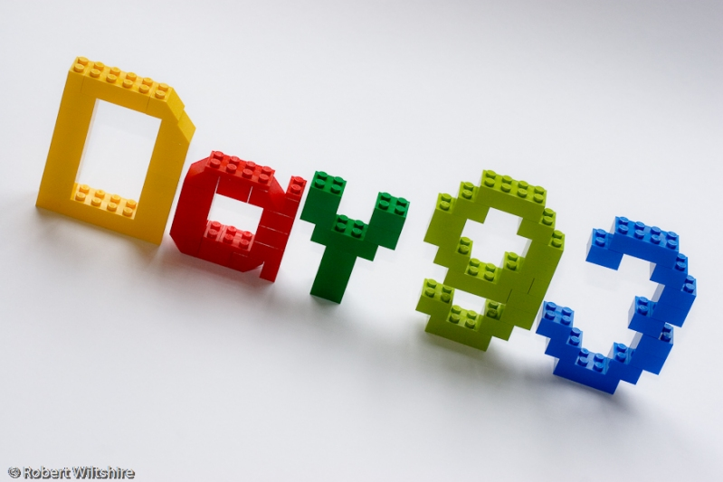 365 - Day 93 - Lego