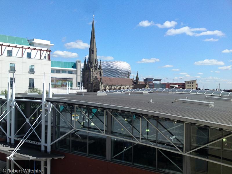 365 - Day 148 - Birmingham Rag Market