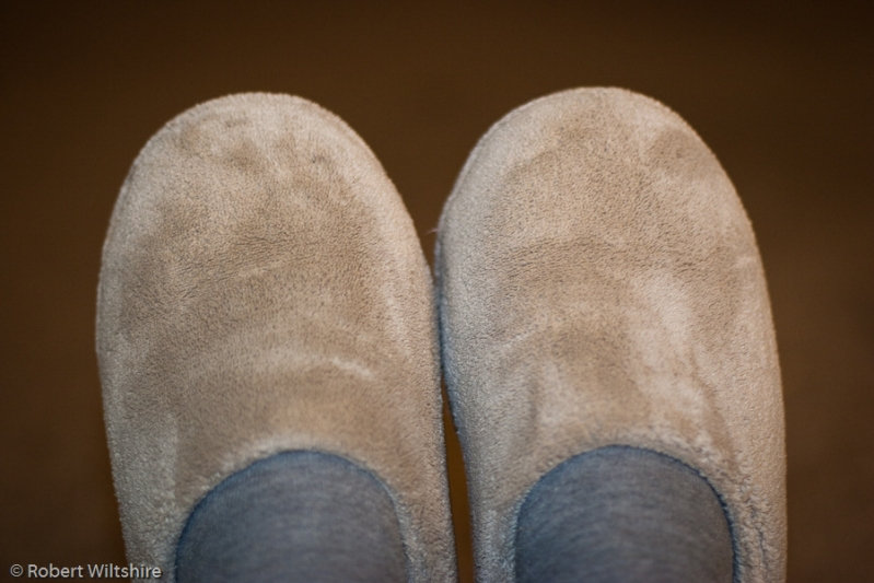 365 - Day 159 - New Slippers