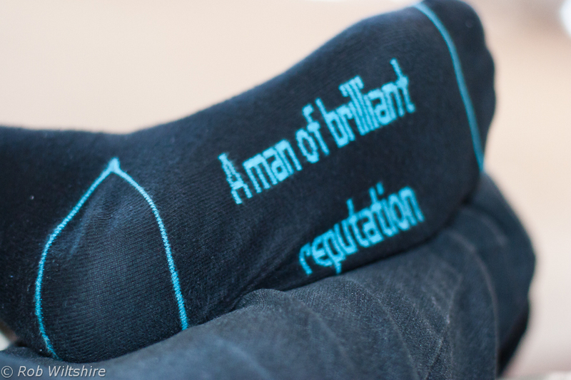 365 - Day 172 - Socks