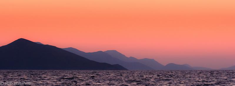 365 - Day 177 - Aegean Sunset #2