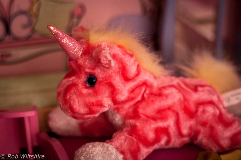 365 - Day 184 - Unicorn