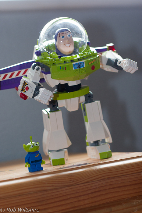 365 - Day 199 - Lego Buzz