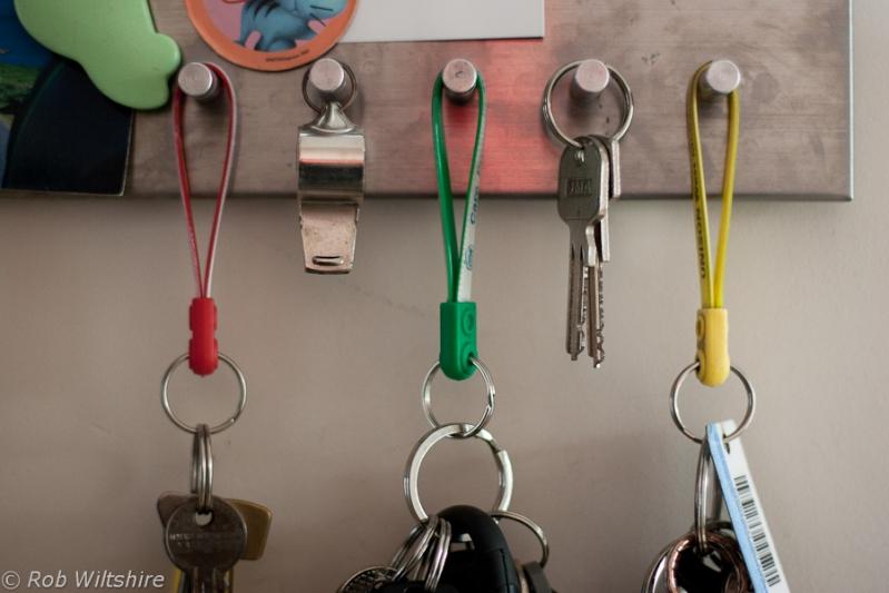 365 - Day 201 - Keys
