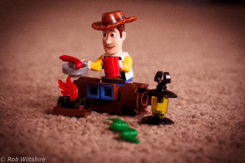 365 - Day 206 - There's a Snake in my Boot
