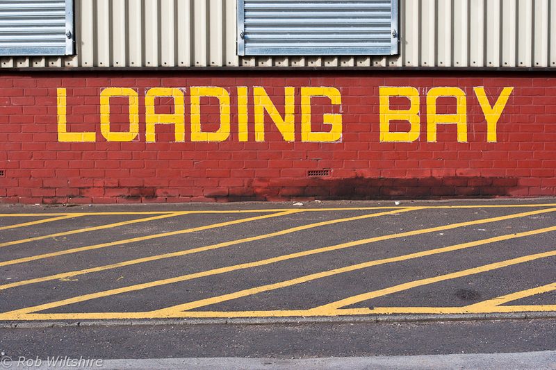 365 - Day 217 - Loading Bay