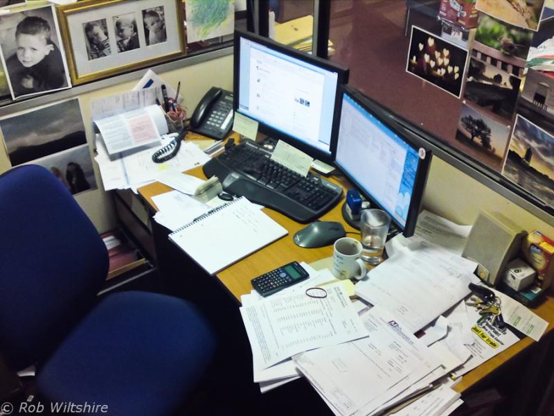 365 - Day 223 - Desk