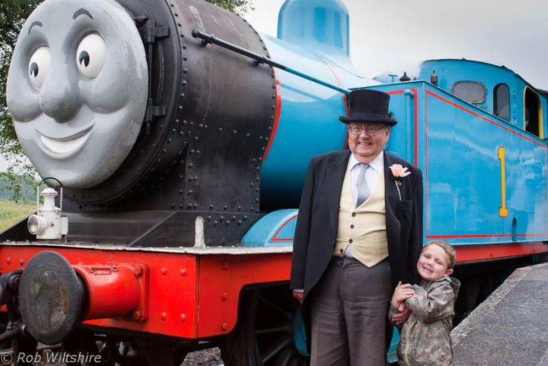 365 - Day 226 - Thomas & the Fat Controller