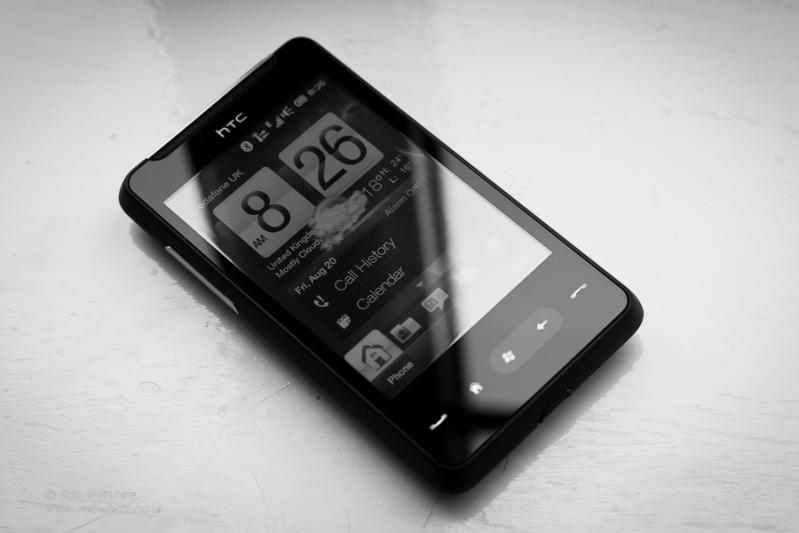 365 - Day 232 - HD Mini