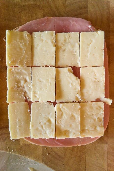 365 - Day 236 - Cheese & Ham