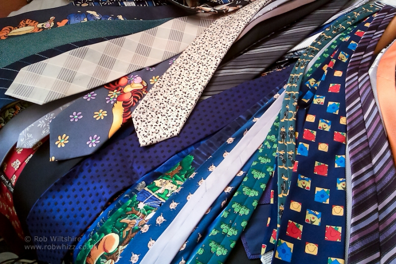365 – Day 243 – Ties