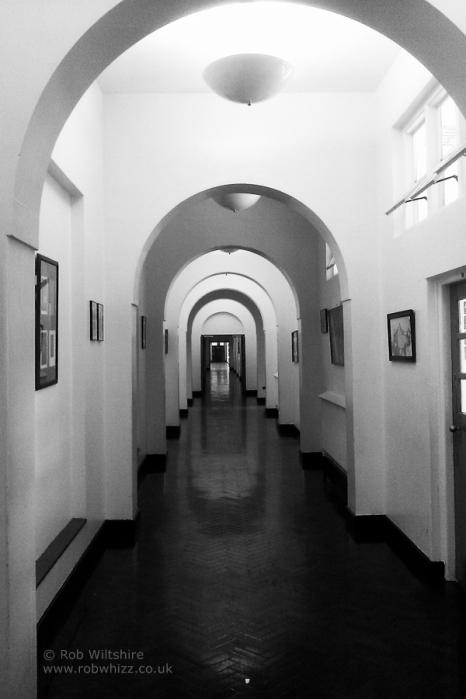 365 - Day 275 - Corridor