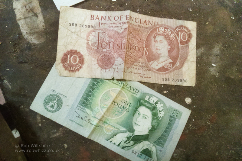 365 - Day 293 - Old Money