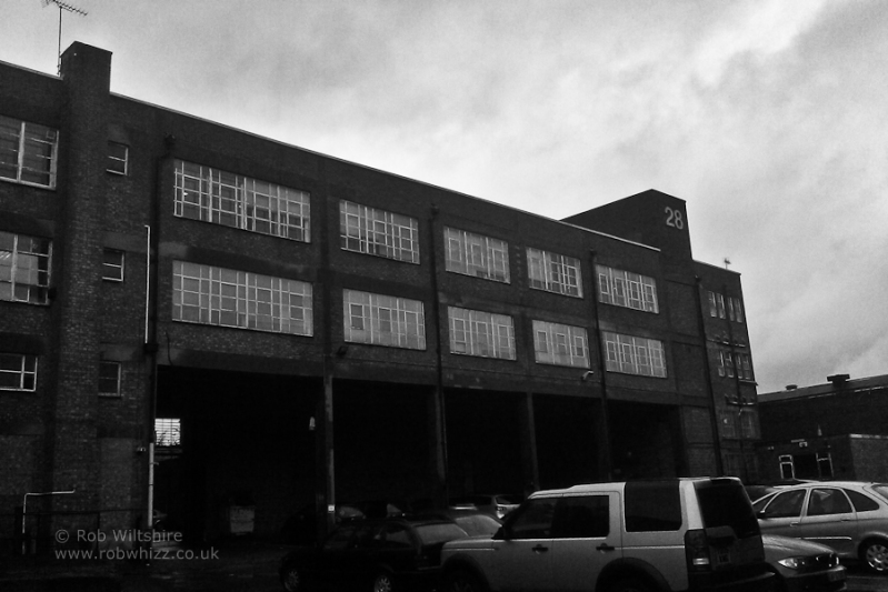 365 - Day 314 - Dreary