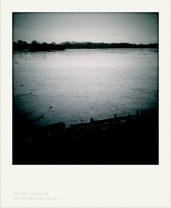 365 - Day 346 - Frozen Lake