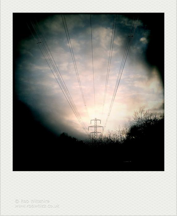 365 - Day 352 - Vignette Sunset