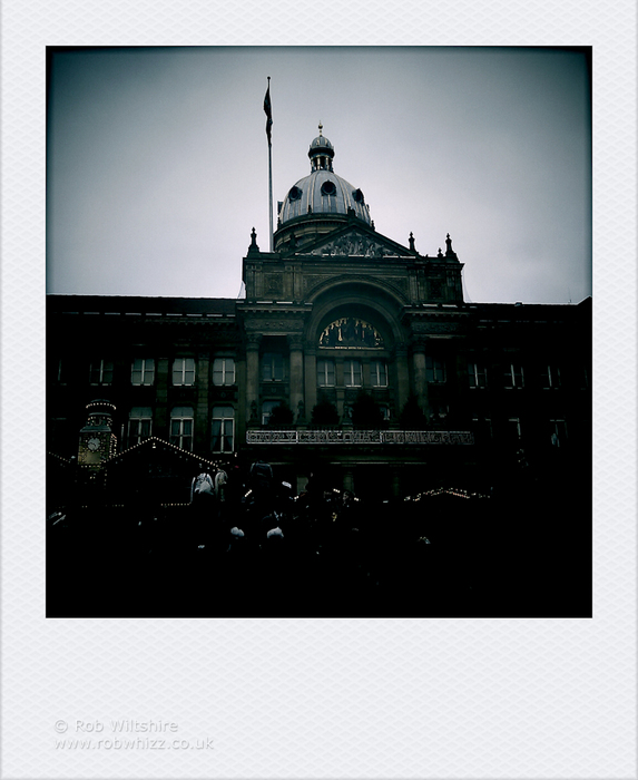 365 - Day 349 - Council House